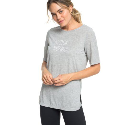 Жени  Дамско облекло  Блузи  С къс ръкав Women's t-shirt ROXY BROOKLYN BABY A 964165-5962119