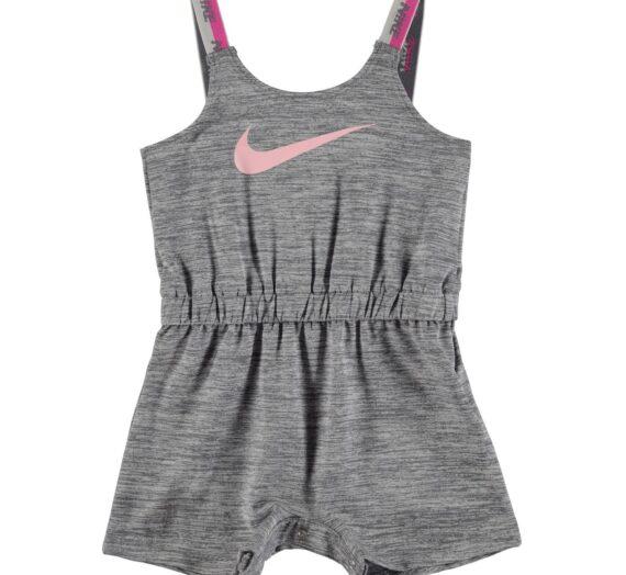 Деца  Облекло за момичета  Рокли & Поли & Гащеризони  Гащеризони Nike Sport Suit Baby Girls 967399-5976116