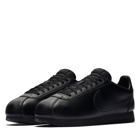 Мъже  Мъжки обувки  Маратонки  Ниски маратонки Nike Classic Cortez Leather Mens Trainers 981871-6051459