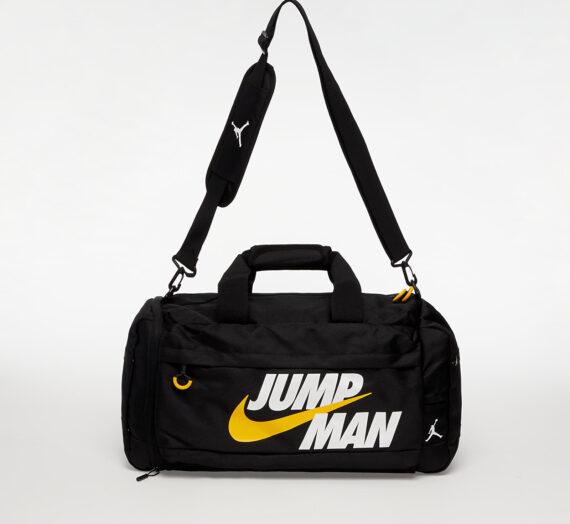 Crossbody чанти Jordan Jumpman Duffel Bag Black 1044031