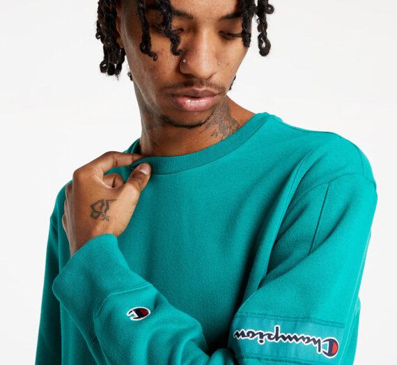 Суичъри и пуловери Champion Crewneck Cadmium Green 1046362