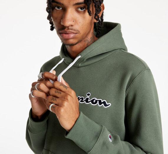 Суичъри и пуловери Champion Hoodie Olive 1046371