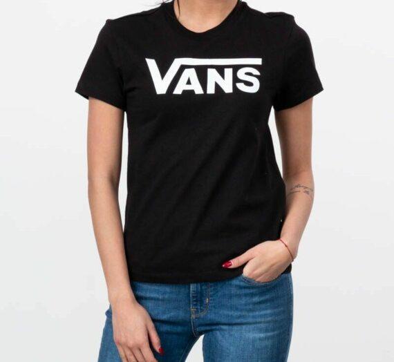 Тениски Vans Flying Crew Tee Black 235573