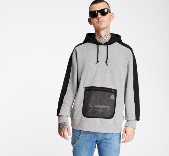 Суичъри и пуловери HUF Expo Hoodie Grey Heather 361245