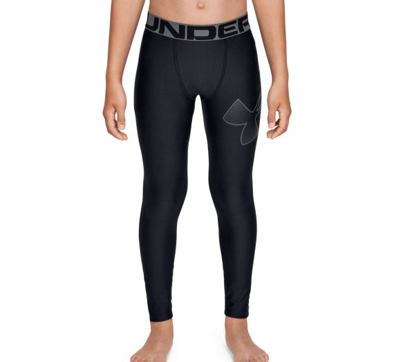 Дънки и панталони Under Armour Armour Heatgear Legging Black 508396