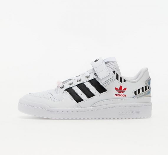 Дамски кецове и обувки adidas Forum Low W Ftwr White/ Core Black/ True Pink 522040