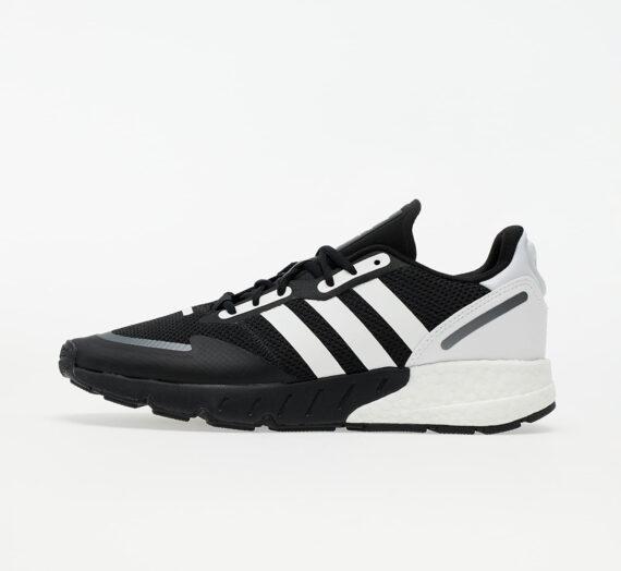 Мъжки кецове и обувки adidas ZX 1K BOOST Core Black/ Ftwr White/ Black Silver Met. 525226