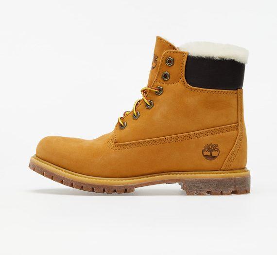 Дамски кецове и обувки Timberland 6 In Prem Shrl Wp Wheat 531835