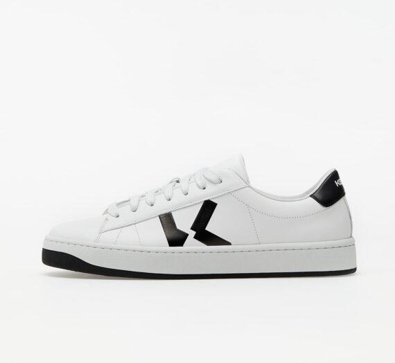 Дамски кецове и обувки KENZO Kourt Low top sneaker White 559318