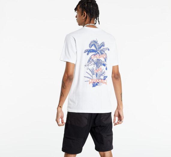 Тениски Vans Market Print Short Sleeve Tee White 649486
