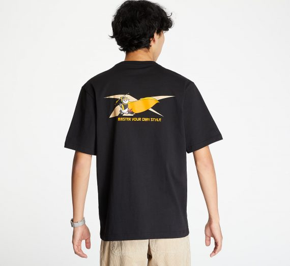 Тениски Reebok x DreamWorks Kung Fu Panda Tee Black 663529