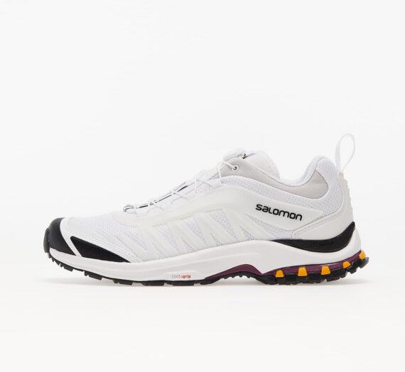 Мъжки кецове и обувки Salomon XA-PRO Fusion Advanced White/ Black/ Plum Caspia 670582