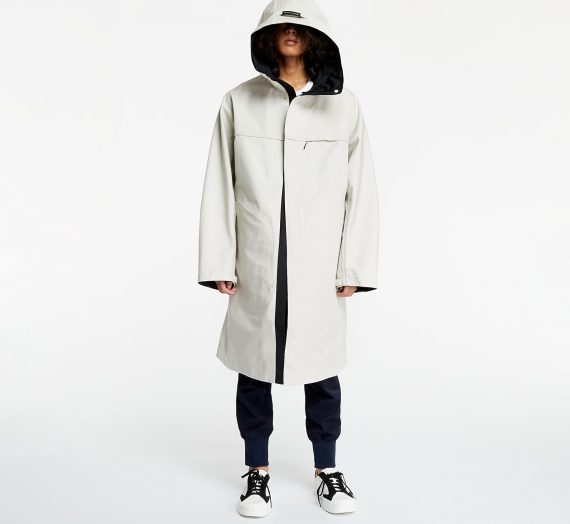 Якета и палта Y-3 Classic B Racer Hded Trench Clear Brown 679009