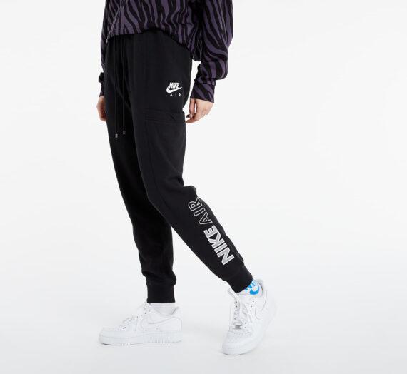 Дънки и панталони Nike Sportswear Air Fleece Pants Black/ White 703597