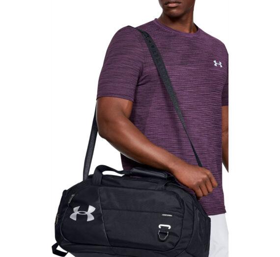 Crossbody чанти Under Armour Undeniable 4.0 Duffle Xs Black/ Silver 723427