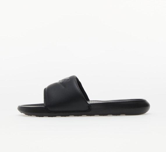 Дамски кецове и обувки Nike W Victori One Slide Black/ Black-Black 730093