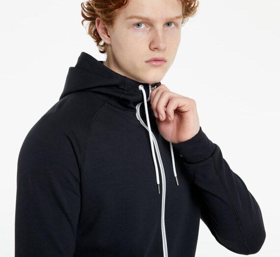 Суичъри и пуловери Nike Sportswear Modern Full Zip Hoodie Black/ Ice Silver/ White/ White 736615