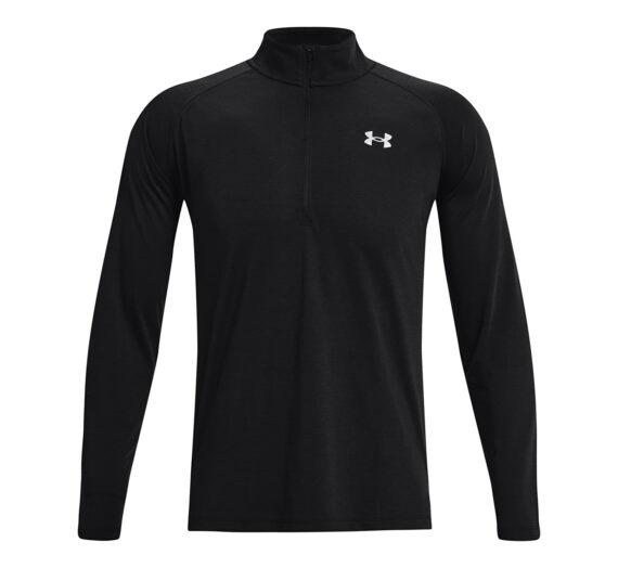 Суичъри и пуловери Under Armour Streaker Half Zip Black 762622