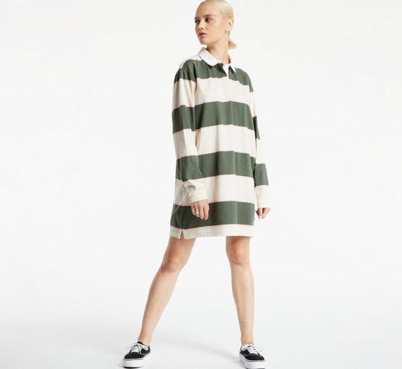 Рокли Vans Rugbee Polo Dress Thyme 778378