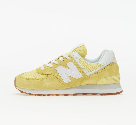 Дамски кецове и обувки New Balance 574 Yellow 779785