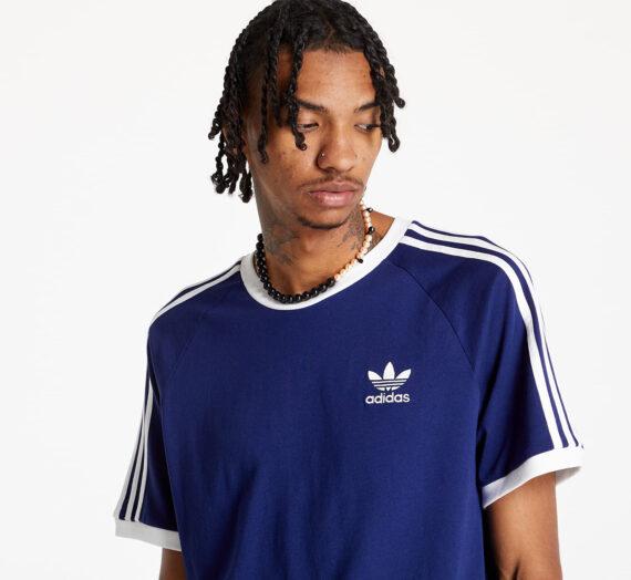 Тениски adidas 3-Stripes Tee Night Sky 791035