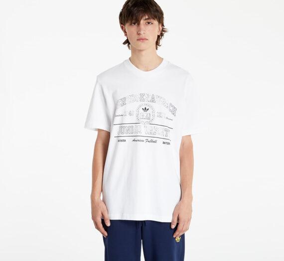 Тениски adidas College Tee White 791722