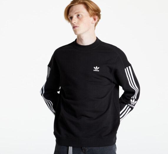 Суичъри и пуловери adidas Lock Up Crew Black 796321