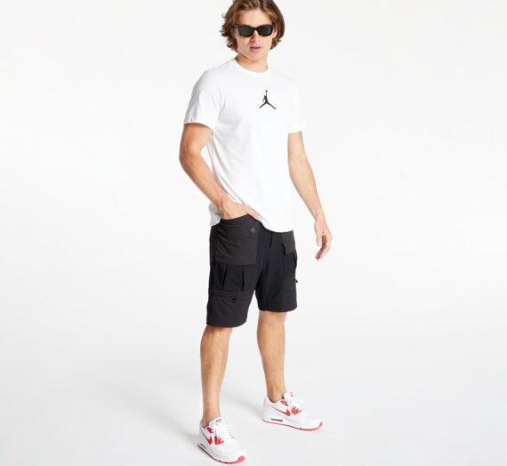 Тениски Jordan Jumpman Men's Short-Sleeve Crew White/ Black 804514