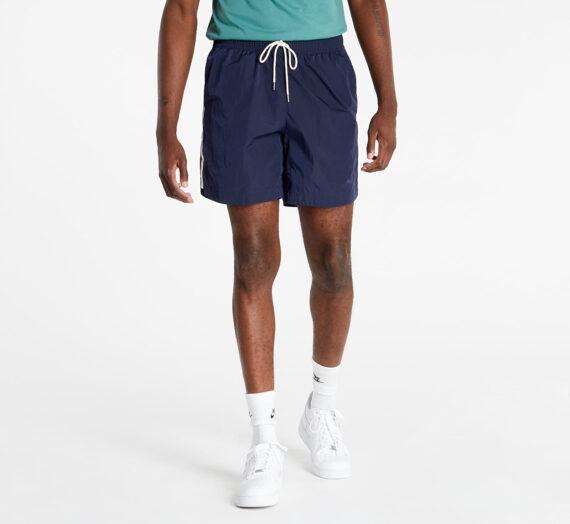 Къси панталони Nike Sportswear Style Essentials Men's Unlined Woven Track Shorts Midnight Navy/ Sail/ Midnight Navy 810985