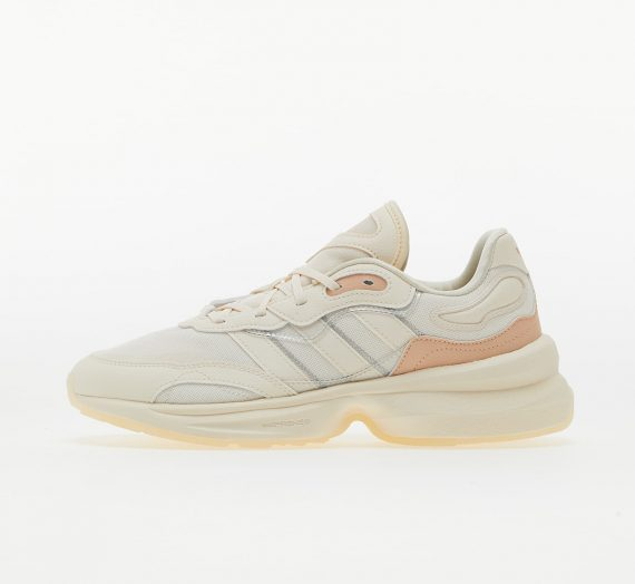 Дамски кецове и обувки adidas Zentic W Worn White/ Worn White/ Halo Blue 832738