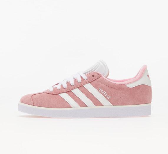 Дамски кецове и обувки adidas Gazelle W Light Pink/ Core White/ Silver Metallic 835852