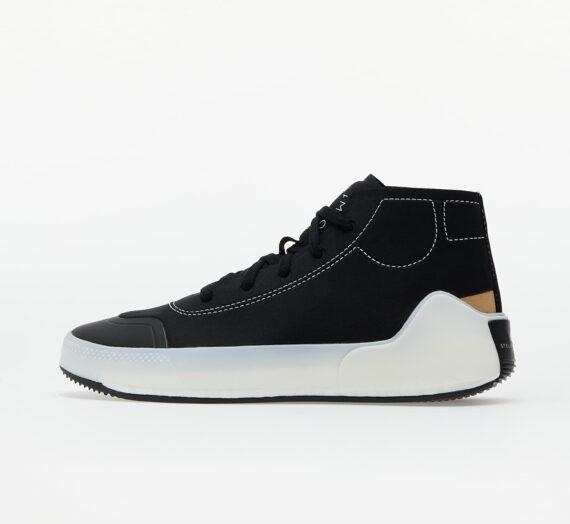 Дамски кецове и обувки adidas x Stella McCartney Treino Mid Core Black/ Cloud White/ Off White 843592