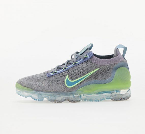 Мъжки кецове и обувки Nike Air VaporMax 2021 FK Particle Grey/ Cerulean-Lt Armory Blue 871366