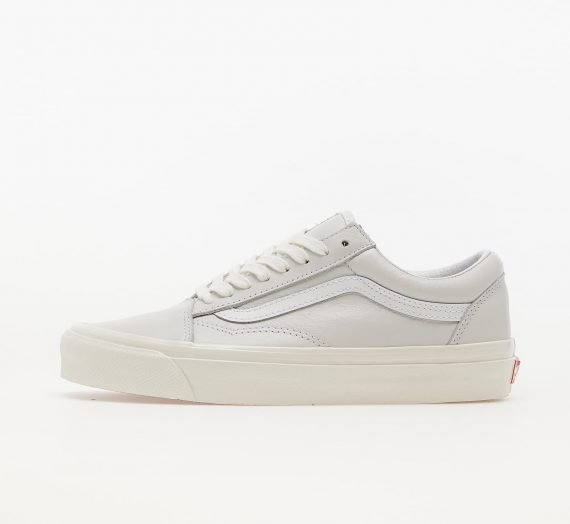 Мъжки кецове и обувки Vans Old Skool 36 DX (Anaheim Factory) True White/ Leather 899941