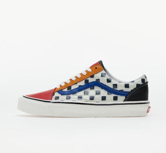 Мъжки кецове и обувки Vans Old Skool 36 DX (Anaheim Factory) Lth 900130