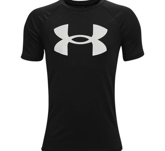 Тениски Under Armour Y Tech Big Logo Ss Black 908428