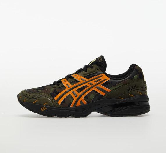 Мъжки кецове и обувки Asics x Bape Gel-1090 Camo/ Orange 949735