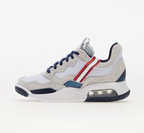 Дамски кецове и обувки Jordan W MA2 Paris Saint-Germain White/ Midnight Navy-University Red-Black 958234