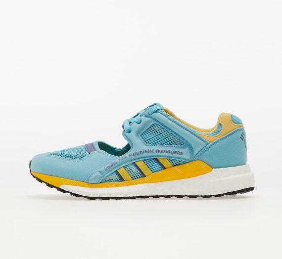 Мъжки кецове и обувки adidas EQT Racing Human Made Light Blue/ St Fade Ocean/ Core Black 963322
