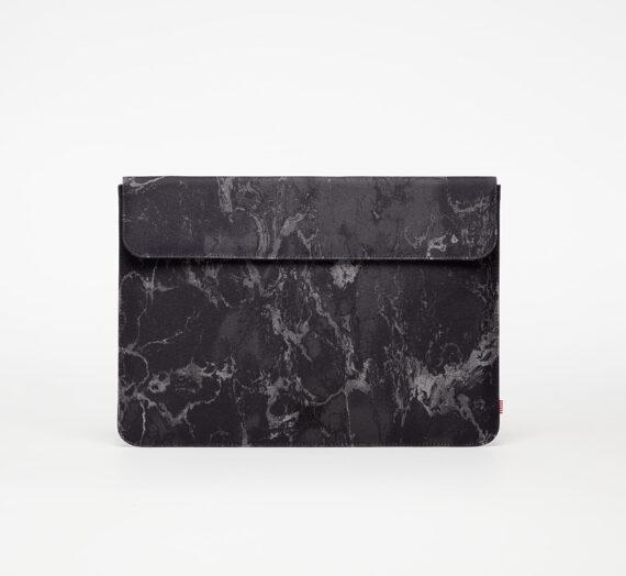 Калъфи Herschel Supply Co. Spokane Sleeve for 15/ 16 inch MacBook Black Marble 964348