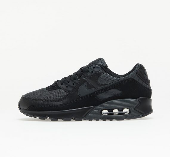 Мъжки кецове и обувки Nike Air Max 90 Black/ Dk Smoke Grey-Black 970990