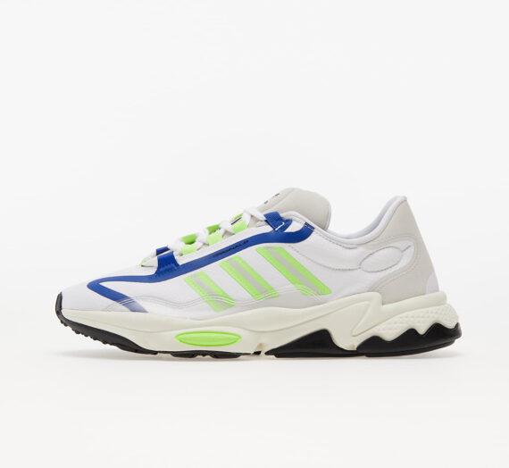 Мъжки кецове и обувки adidas Ozweego Pure Ftwr White/ Signal Green/ Off White 980437