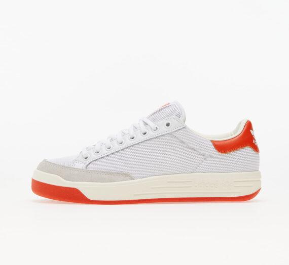 Мъжки кецове и обувки adidas Rod Laver Ftwr White/ Collegiate Orange/ Off White 980575