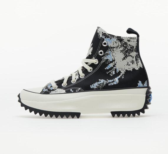 Мъжки кецове и обувки Converse Run Star Hike Floral Fusion Platform University Blue/ Black/ Egret 982861