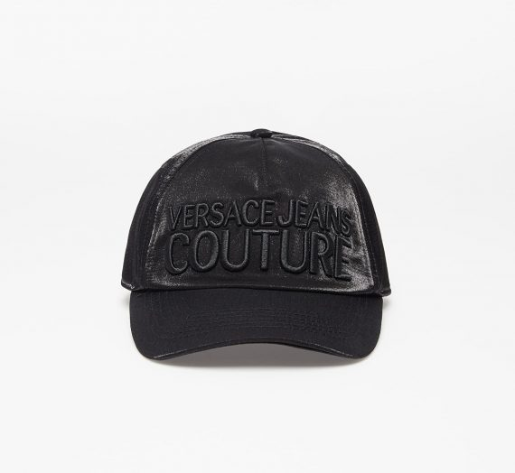 Шапки Versace Jeans Couture Baseball Cap Black 994081