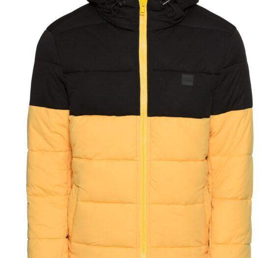 Urban Classics Зимно яке  жълто / черно 35662902