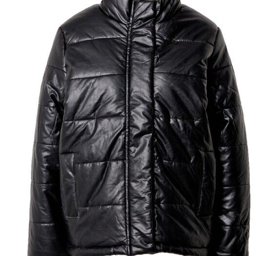 Cotton On Зимно яке  черно 43153721
