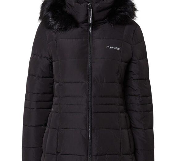 Calvin Klein Зимно яке 'SORONA'  черно 46645284