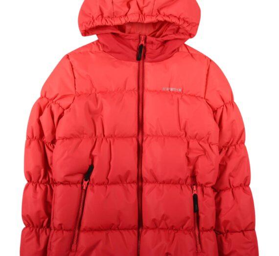 ICEPEAK Зимно яке  светлочервено / алено 46653005