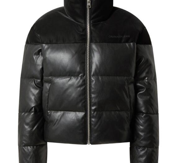 Calvin Klein Jeans Зимно яке  черно 46720029